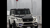 Mercedes G55 AMG by DMC