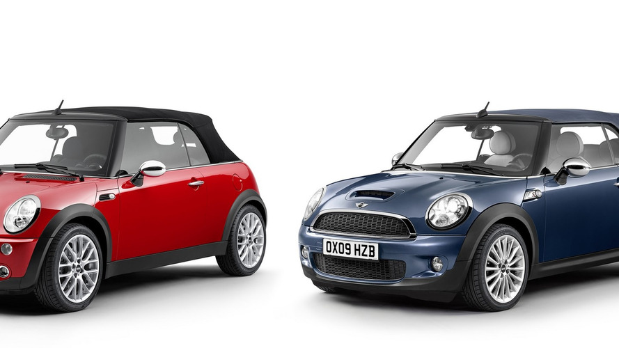 MINI Cooper Convertible drops its top in Tokyo