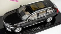 Volvo V90 scale model