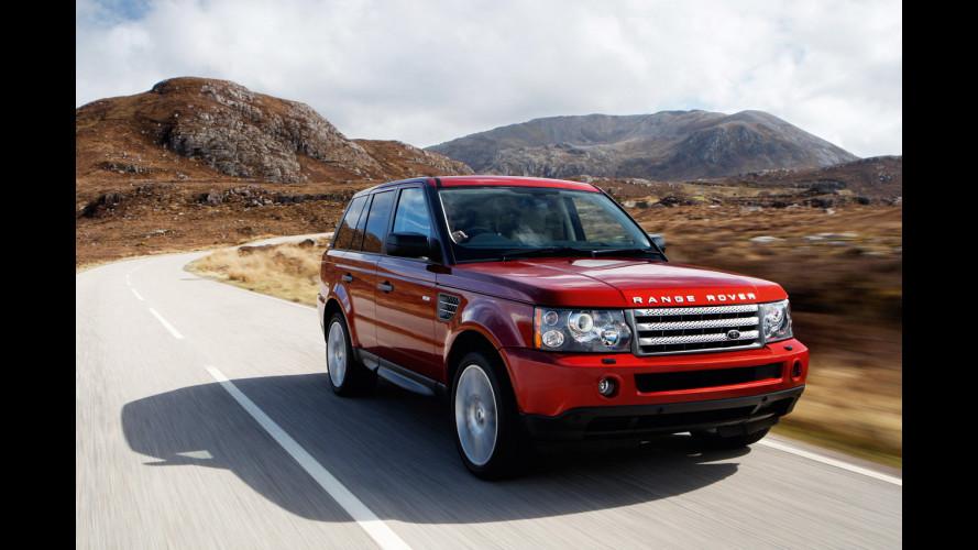 Land Rover pensa ad uno