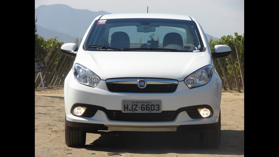 Fiat planeja lançar versão mais barata Vivace para o Grand Siena