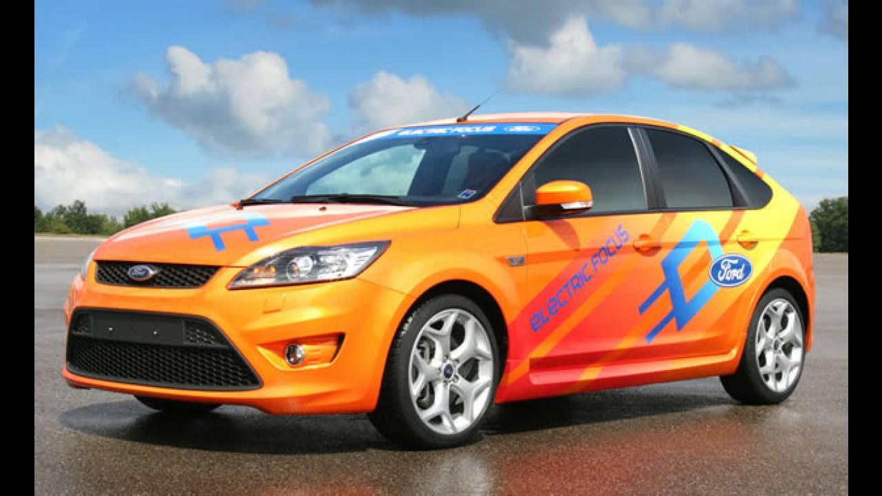 Ford seleciona primeiros mercados para o Novo Focus Elétrico