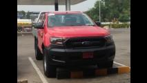 No Brasil ainda em 2015, Ranger reestilizada já roda sem disfarces na Ásia