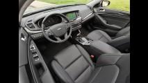 Kia Cadenza 2014 chega com visual renovado e preço de R$ 139.900