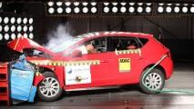Seat León é primeiro carro a atingir cinco estrelas no Latin NCAP