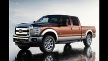EUA, novembro: Ford à frente entre marcas, Camry liderando entre automóveis