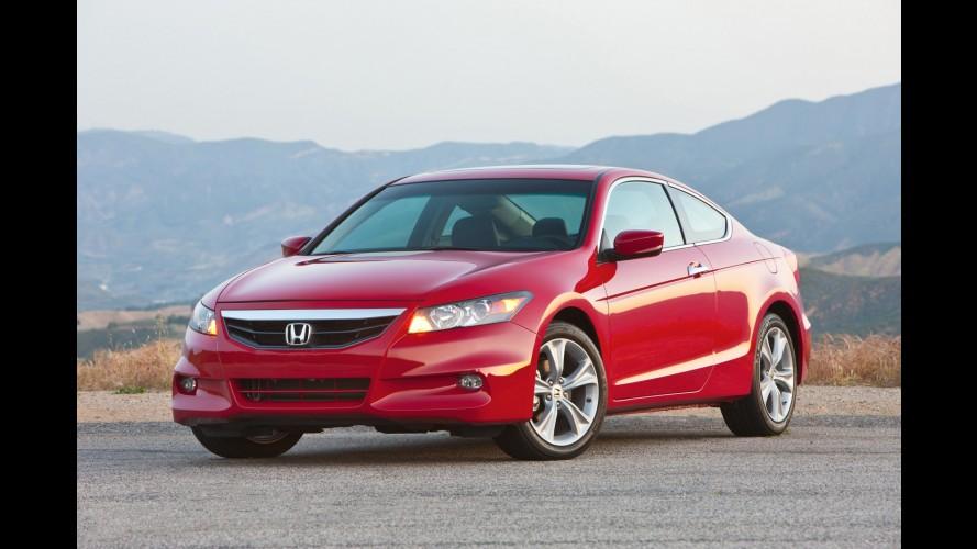 Novo Accord Coupé Concept será destaque da Honda no Salão de Detroit