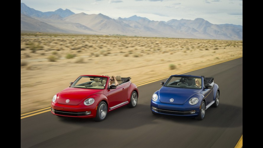 Novo Volkswagen Beetle Conversível tem primeiras imagens e detalhes oficiais divulgados