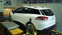 Vazou: Nova Renault Clio Grand Tour aparece em primeira imagem antes da hora