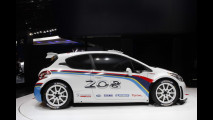 Peugeot al Salone di Parigi 2012
