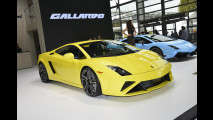Lamborghini Gallardo al Salone di Parigi