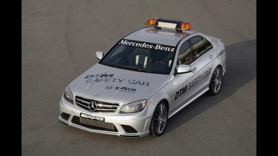 Mercedes C 63 AMG: Safety Car nel DTM