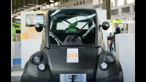 La Gordon Murray Design T.25 al Michelin Challenge Bibendum