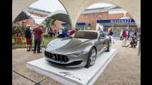 Maserati al Goodwood Festival of Speed 2014