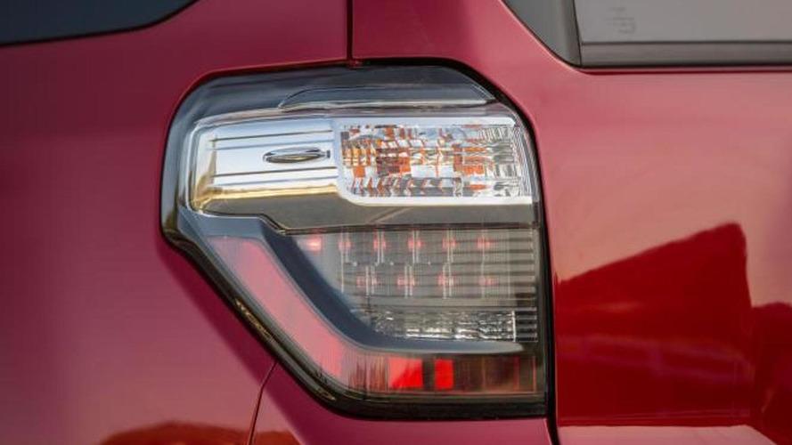 2014 Toyota 4Runner teased