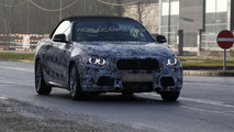 2014 BMW 2-Series Convertible spy photo  / Automedia