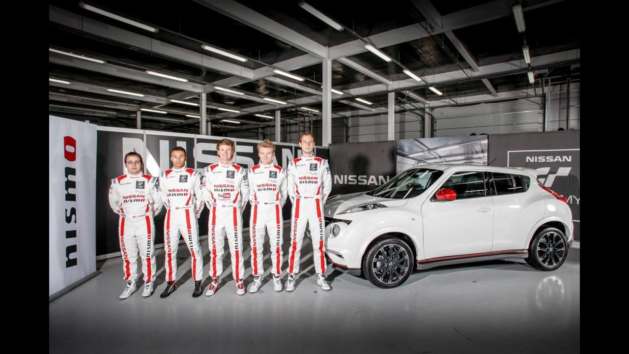Nissan GT Academy 2013