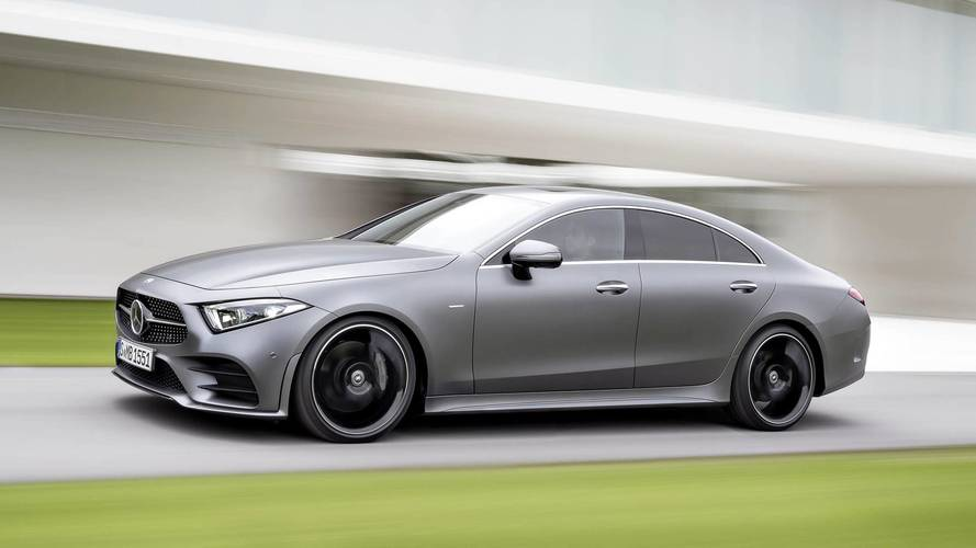 2019 Mercedes-Benz CLS-osztály