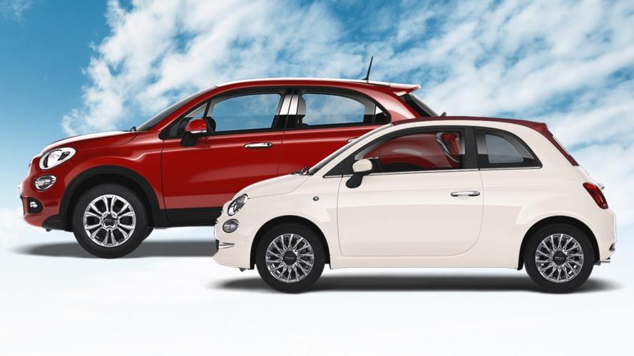 Fiat, ora su Amazon si noleggia anche la 500X