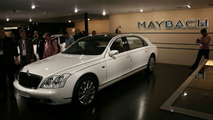 Maybach Landaulet in Geneva 2008