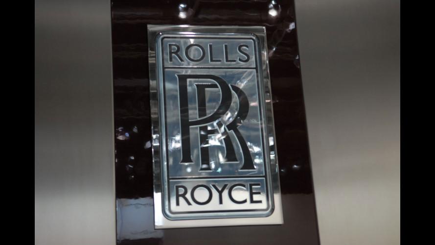 Rolls-Royce al Salone di Francoforte 2011