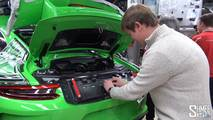 Porsche 911 GT3 Montajı