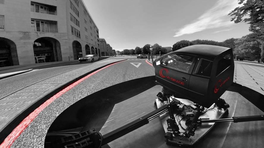 Honda Driving Simulator