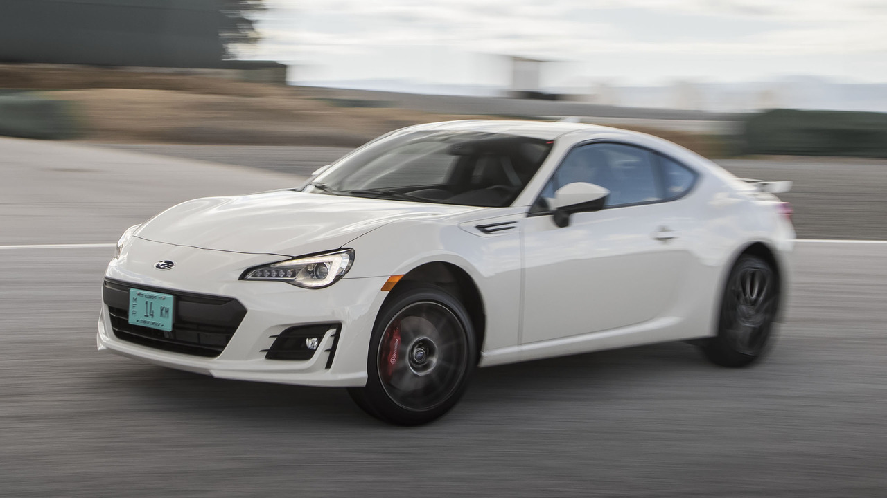 Subaru Brz 0 60 >> 2017 Subaru BRZ Second Drive: Once more, with feeling