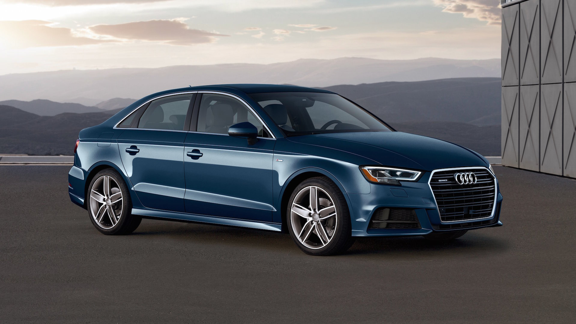 Audi A Gets Boost From New Base Model Engine - Audi base model