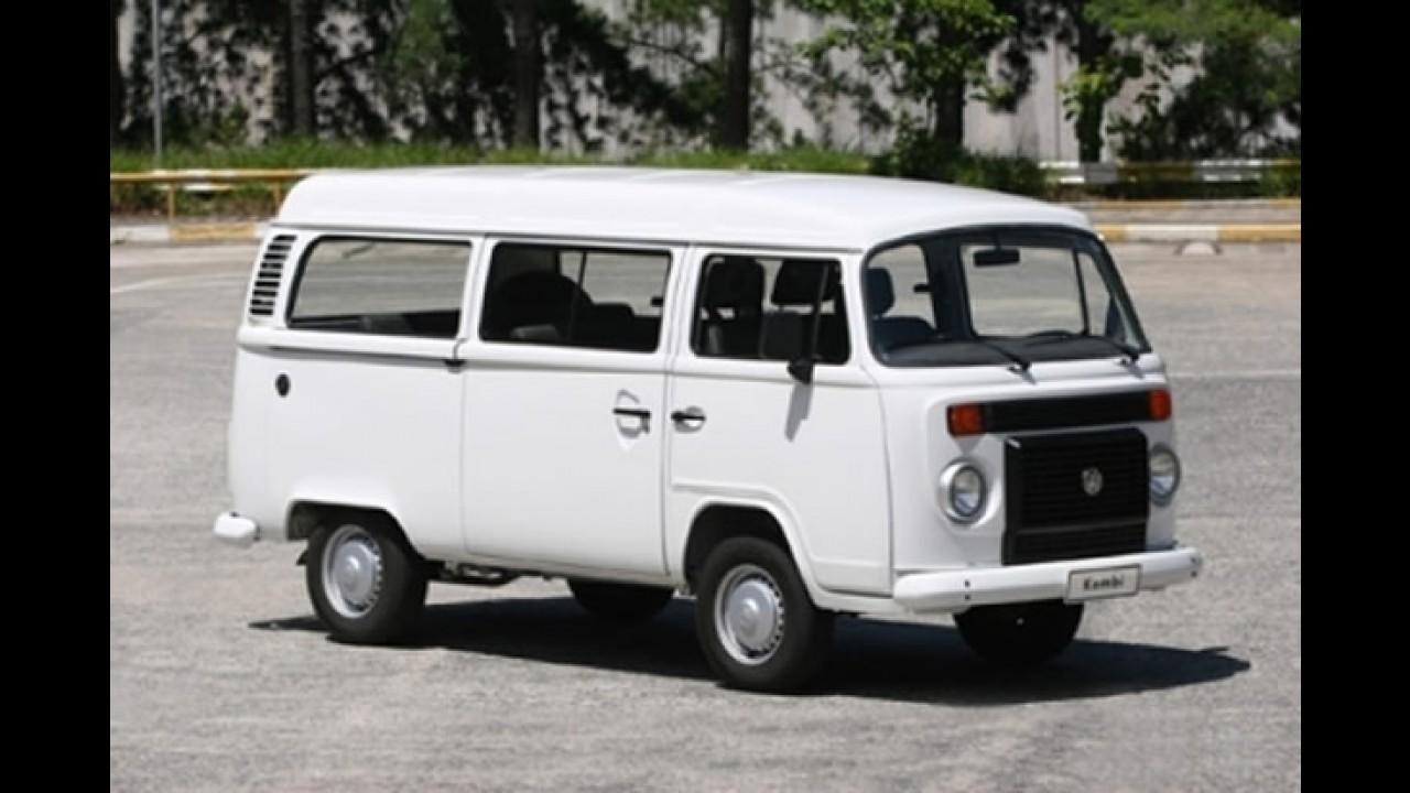 VW anuncia Recall de 49 mil Kombis no Brasil