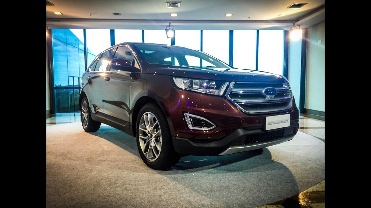 Ford lança novo Edge no Brasil por R$ 229.900