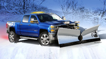 Chevy Silverado concepts for SEMA