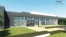 Aston Martin Wales factory