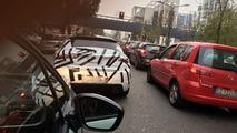 Alfa Romeo Giulietta casus fotoğrafları
