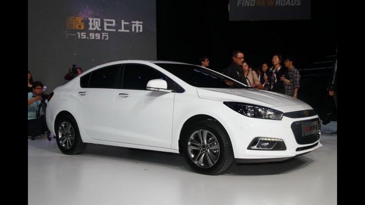 Chevrolet vai produzir nova geração do Cruze no México