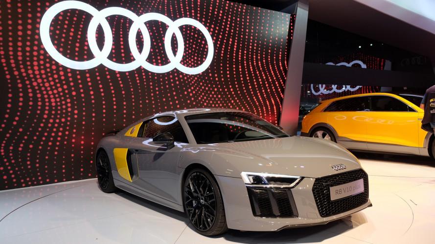 Audi mostra novo R8 Coupé em ação nas redes sociais com Bob Burnquist