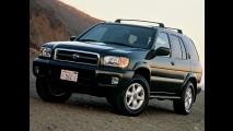 Airbags mortais: Nissan faz recall de Pathfinder, Sentra e X-Trail no Brasil