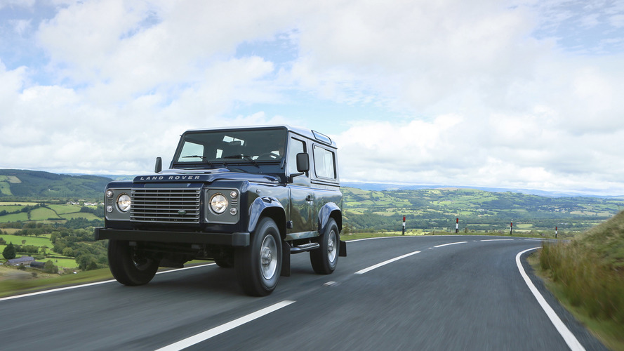 Land Rover design boss in pre-emptive new Defender defence