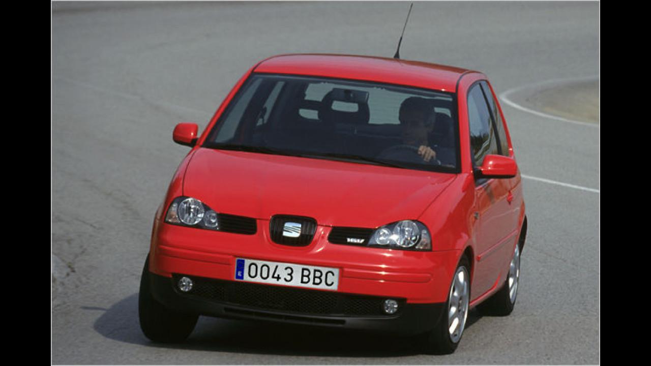 Flop: Zwei bis drei Jahre alte Autos