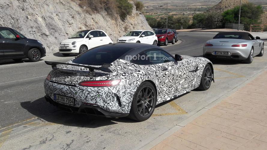 Mercedes-AMG GT R Black Series Motor1.com okuruna yakalandı