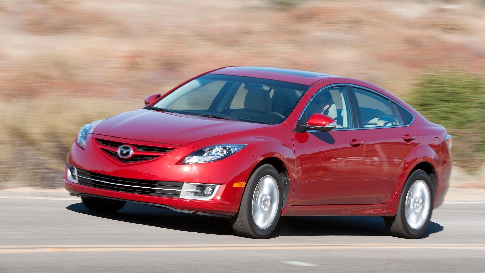 Mazda Giving 205k Vehicles Permanent Fix For Takata Recall