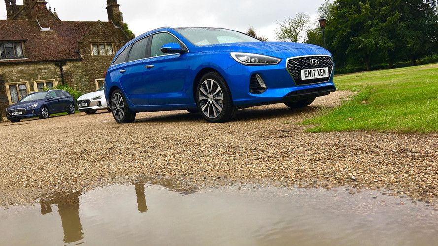Hyundai i30 Tourer First Drive