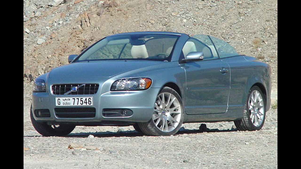 Volvo C70 Cabriolet 2.4 Kinetic