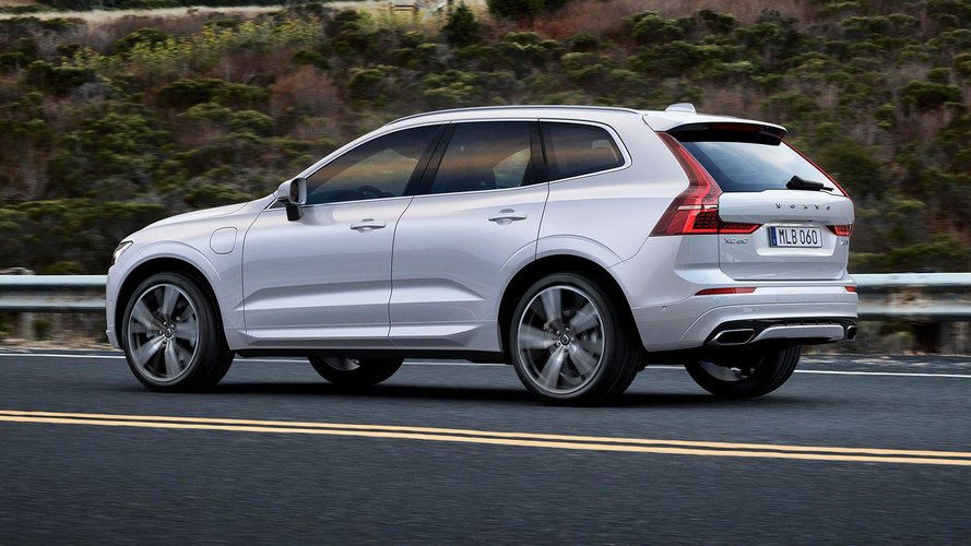 Polestar's efforts increase the Volvo XC60 T8's power 415bhp