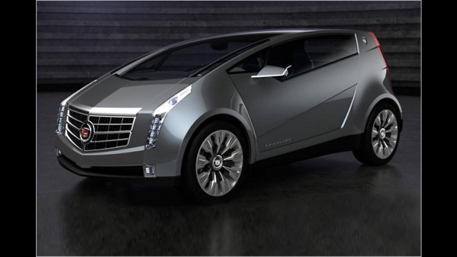Umgedacht: Cadillac Urban Luxury Concept