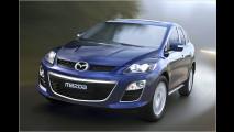 Sauberer Mazda CX-7