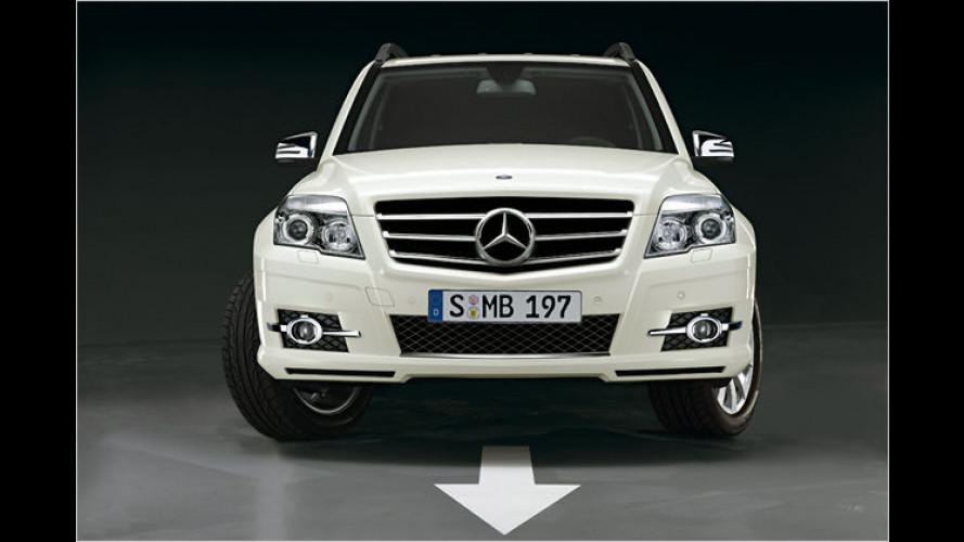 Schickes und praktisches Zubehör für Mercedes GLK