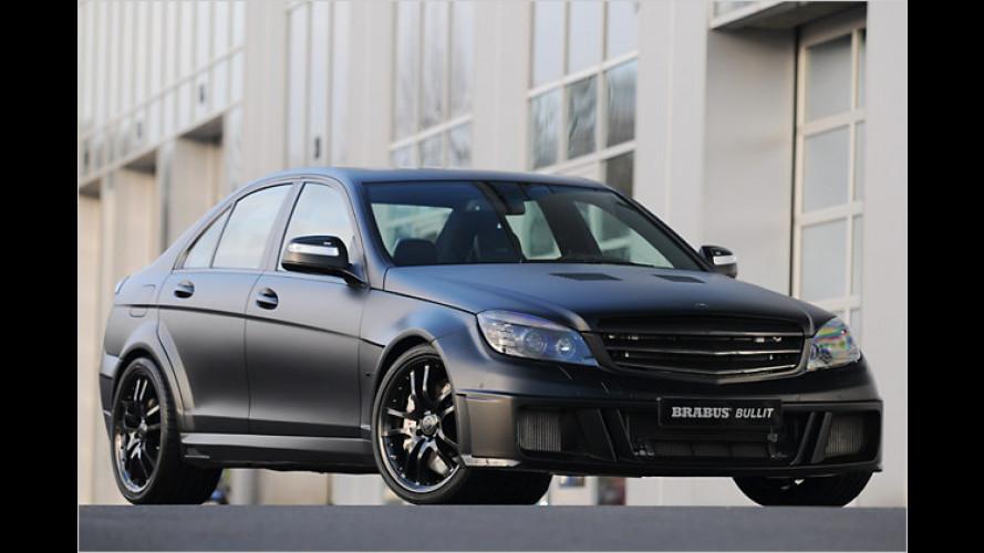 Schwarzer Pfeil: Brabus zeigt in Genf eine 730-PS-C-Klasse