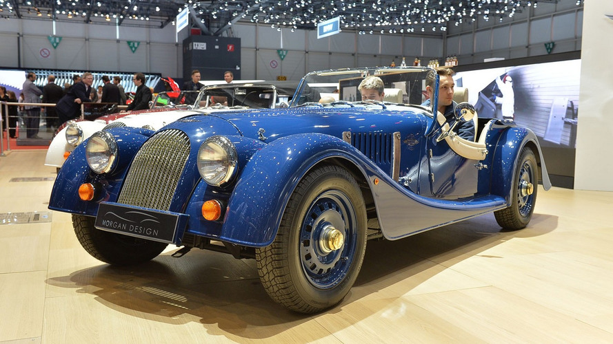 Morgan 4/4 80th Anniversary Edition is a throwback to 1936 [video]