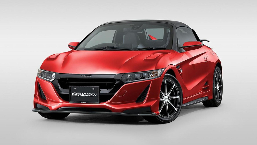 Honda S660 gets the Mugen treatment